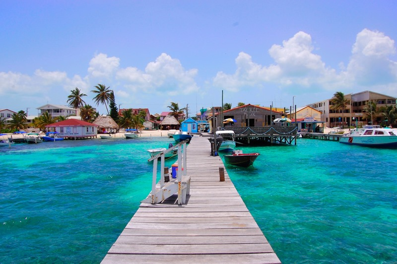 Getting to San Pedro Belize